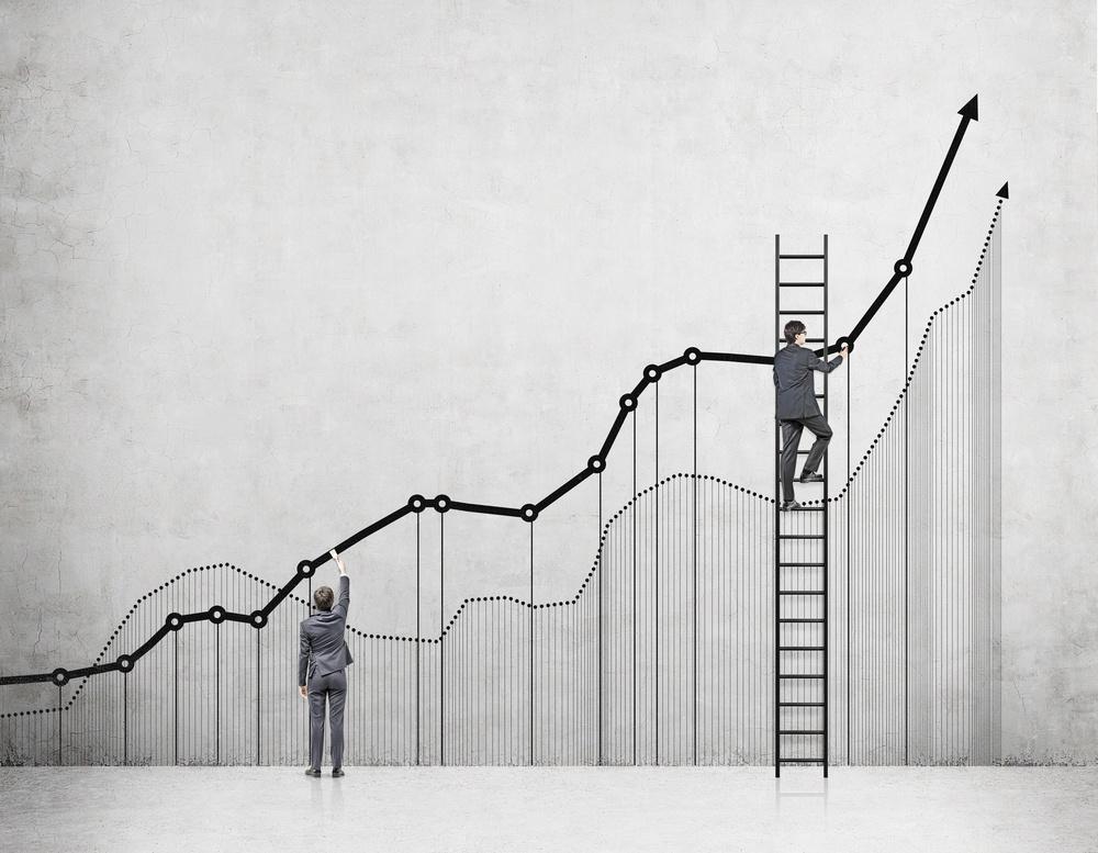 Börsenmakler gestalten aktiv den Aktienkurs