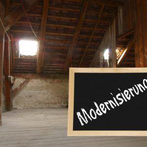 Modernisierung der eigenen vier Wände