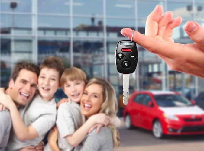 Hohe Rabatte für den Neuwagenkauf