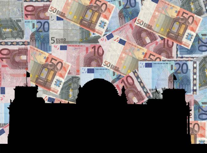 Berlin rechnet mit zusätzlichen Steuereinnahmen von knapp 5 Milliarden Euro.