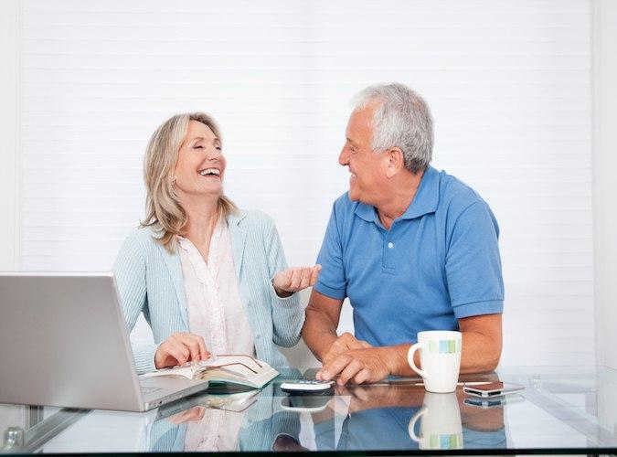 Besonders arbeitswillige Rentner sollen vom neuen Konzept der Regierung profitieren.