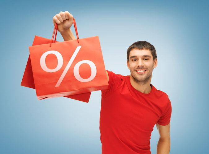 Vor allem Konsumenten freuen sich über die niedrigen Kreditzinsen.