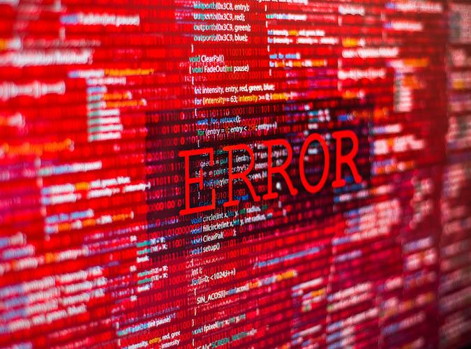 Softwarepanne bei der Deutschen Bank. Vielen Kunden beklagten sich über doppelte Abbuchen.